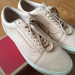 Vans Old Skool Leather Pastel Ultra Cush